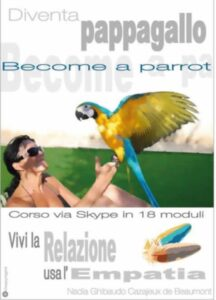 Become a Parrot